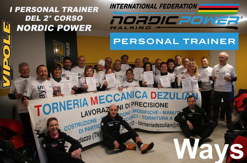 Un successo il secondo corso per Personal Trainer di Nordic Power