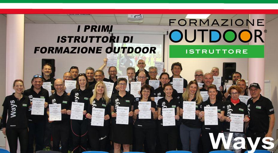Un successo il corso per Istruttori di Formazione Outdoor-Team Building a Galliera Veneta (PD)