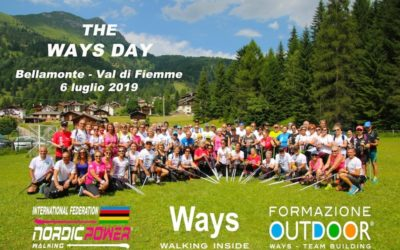 THE WAYS DAY – SABATO 6 LUGLIO 2019 ENJOY THE WAY!