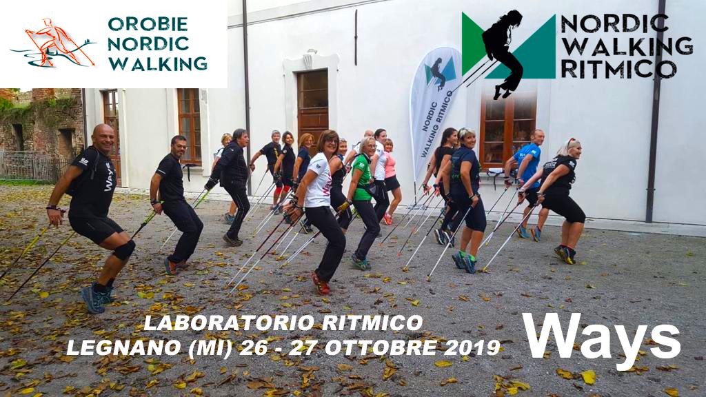 LABORATORIO RITMICO A LEGNANO (MI) 26-27 OTTOBRE 2019 CON TANTO ENTUSIASMO